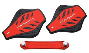 Платформенные скейты Ripskate Red